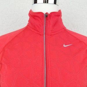 Nike Sweaters - Nike Dri-Fit Half Zip Running Jacket  Women Small